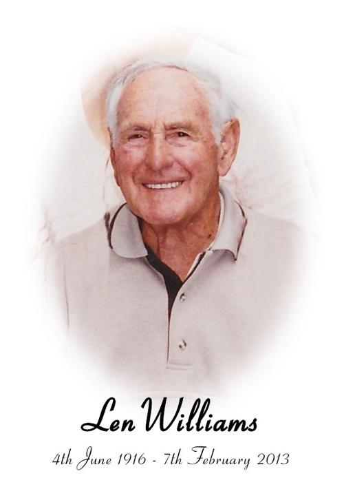 Len Williams