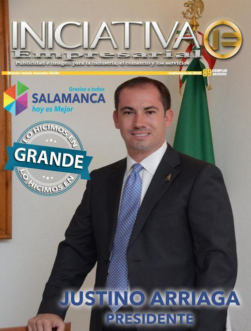 Revista Iniciativa 89