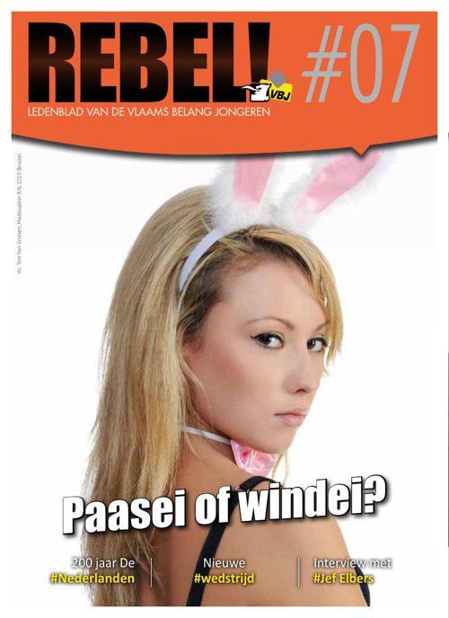 Rebel! #07