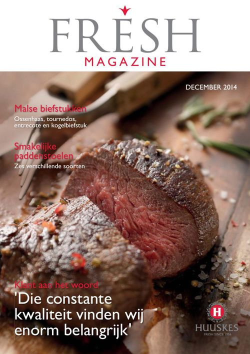 Fresh Magazine December 2014