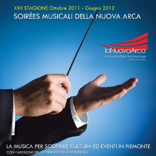 Soirees Musicali della Nuovarca Anno 2011-2012