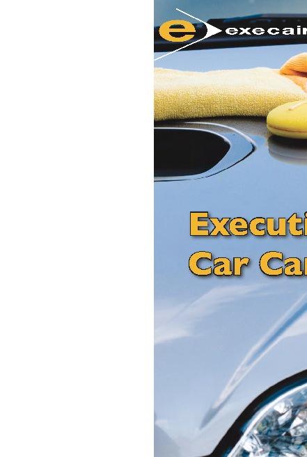 Executive Care Care Brochure