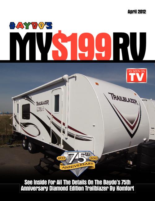 Baydos $199 RV Catalog