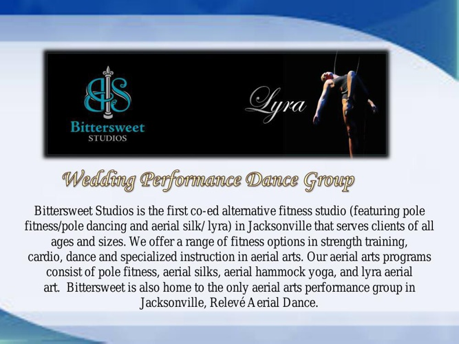 Wedding Performance Dance Group