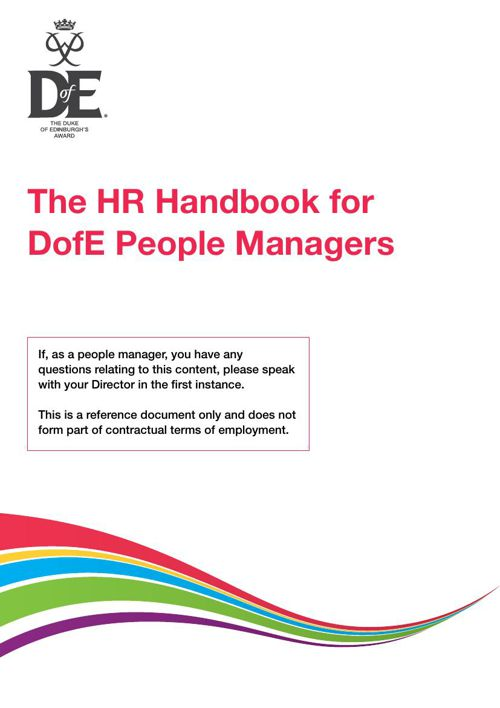 HR_Handbook_for_DofE_People_Managers