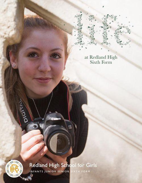 Redland High Sixth Form Prospectus