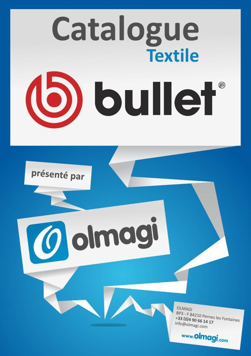Olmagi - Catalogue Bullet 2014