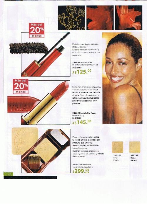 CATALOGO www.cosmeticosrocher.com AGO 11 PARTE 2