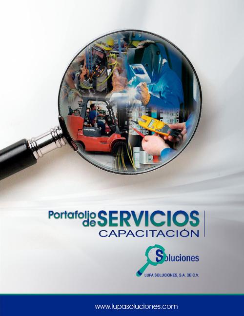portafolio de Servicios - Lupa Soluciones, S.A. de C.V.