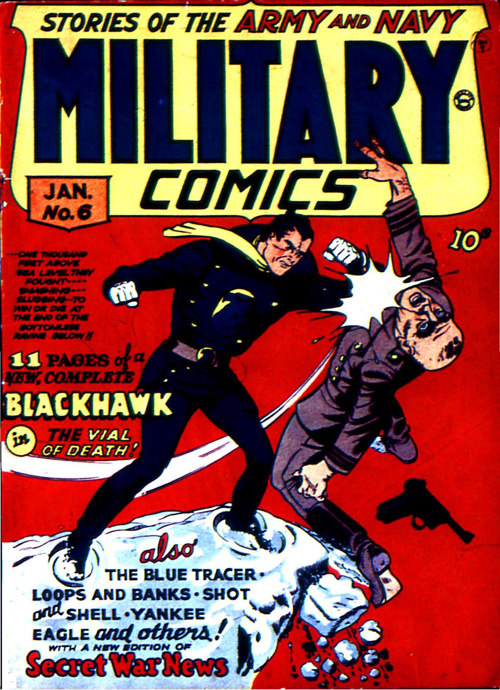 Military Comics #61
