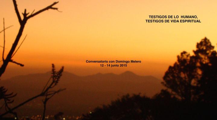 Conversatorio con D. Melero