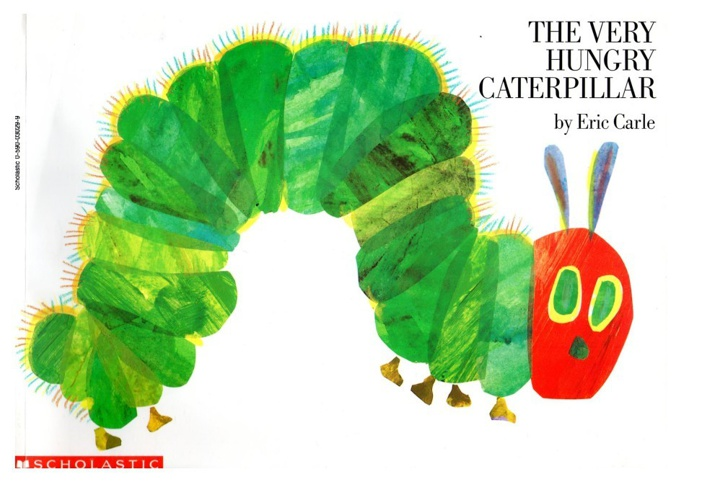 The Very Hungry Caterpillar!