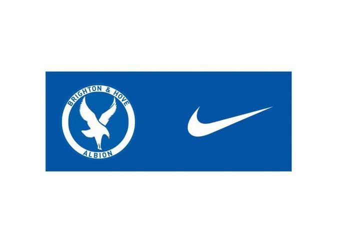 Copy of Copy of Brighton & Hove Albion Re-Brand