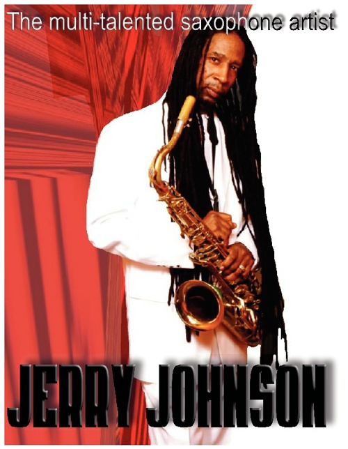 SAXMAN JERRY JOHNSON