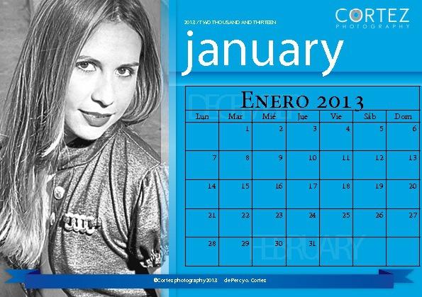 Calendario Marion 2013