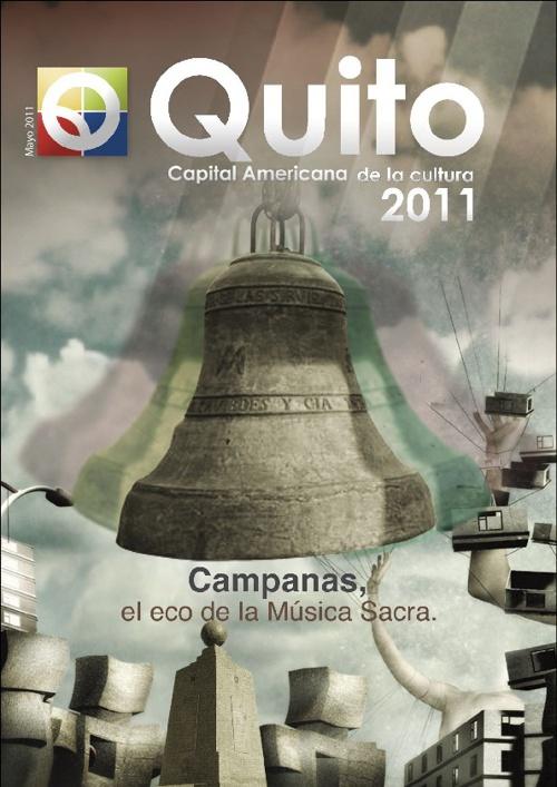 Revista Quito Capital Americana de la Cultura 2011 - Segunda edi