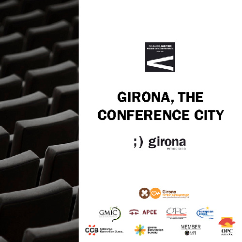 GIRONA, THE CONFERENCE CITY