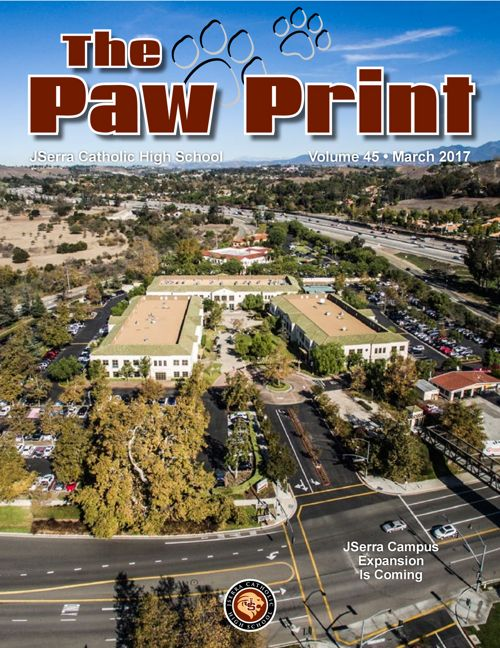 The Paw Print - March 2017