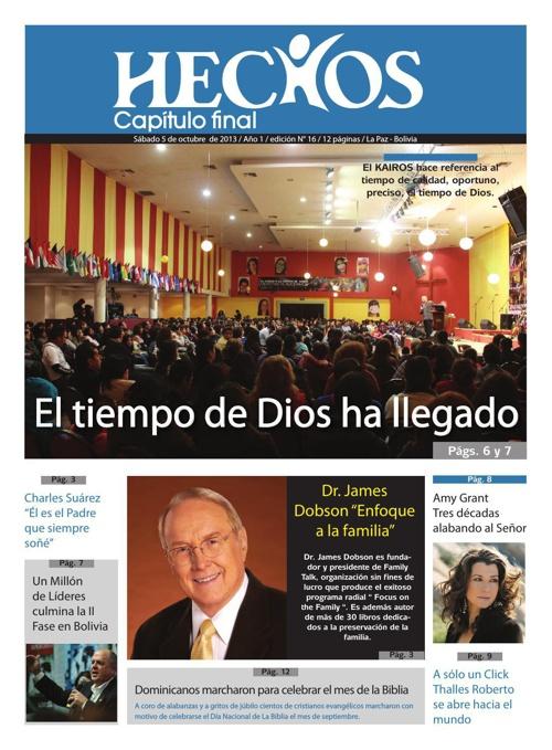 Periodico Hechos Nro. 16