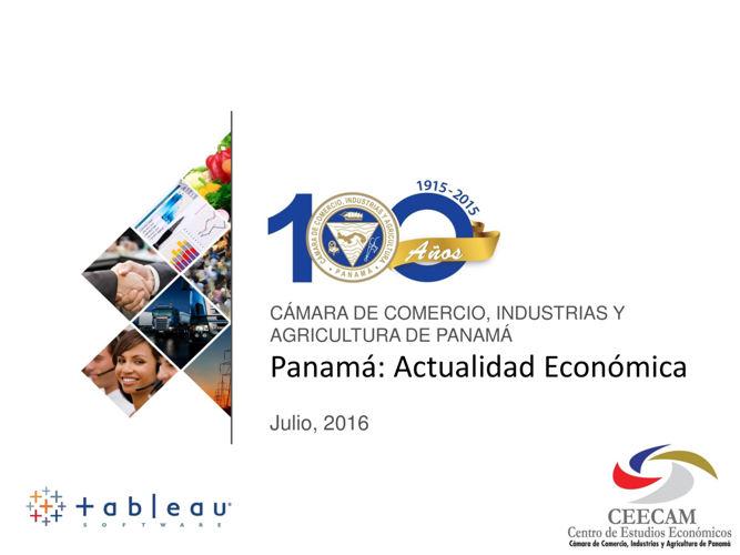 Actualidad Economica julio 2016