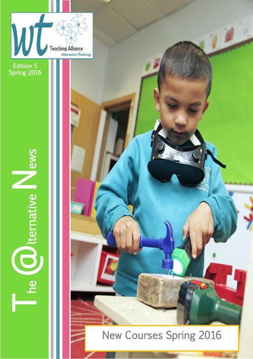 Teaching School Brochure Spring 2016 ONLINE VERSION