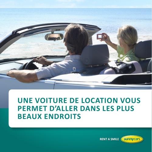 Sunny Cars brochure FR