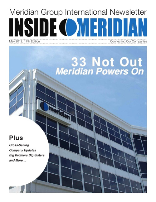 meridian group newsletter