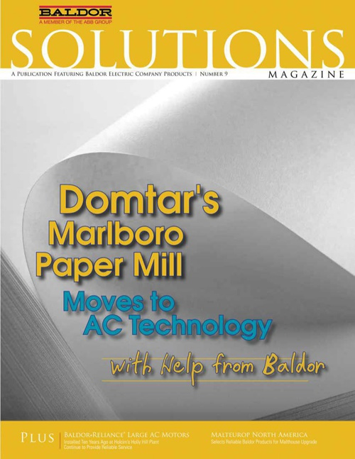 Solutions Magazine - Number 9