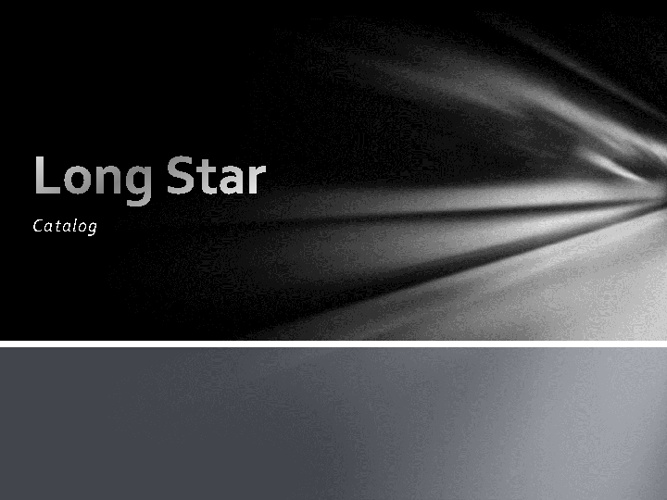 LongStar Catalog