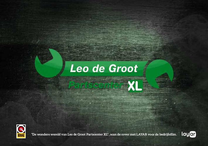 Brochure Leo de Groot
