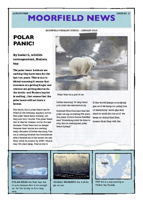 Polar Peril