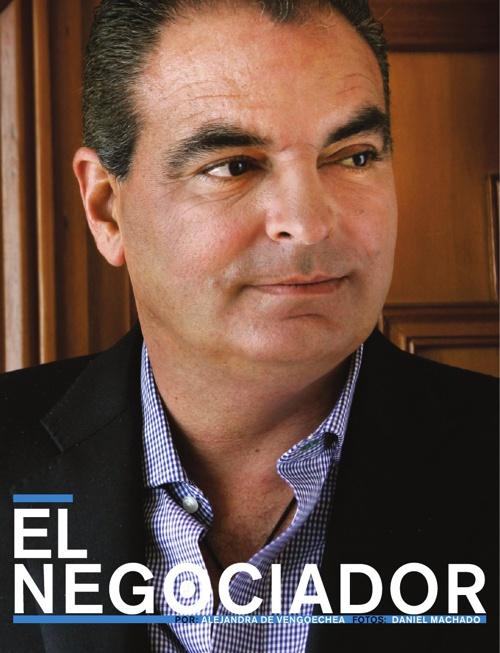 Revista Bocas: El Negociador