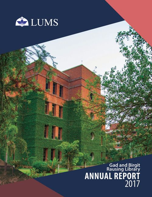 Library Annual Report 2017