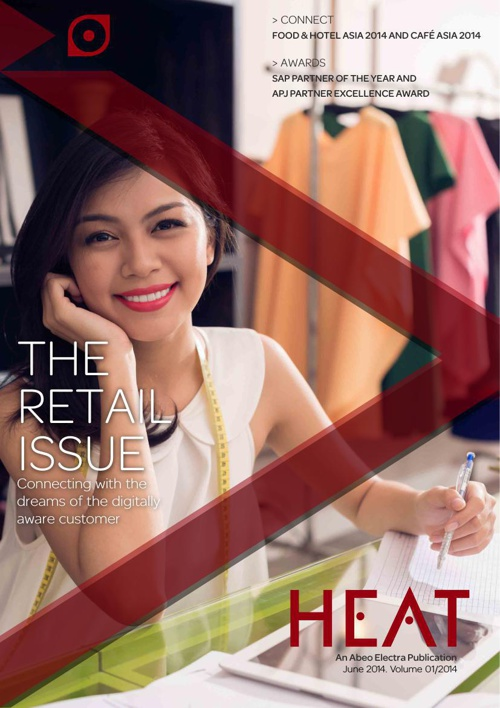 HEAT. An Abeo Electra Newsletter. Issue 1