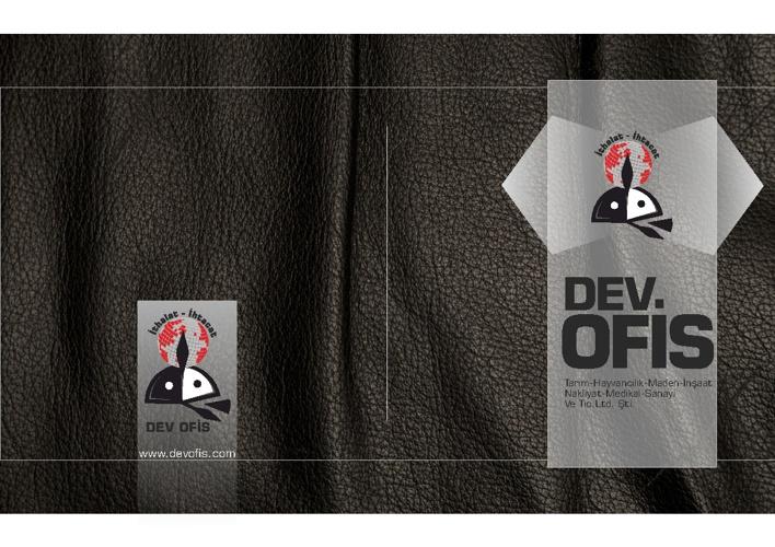 DEV OFİS - Katalog
