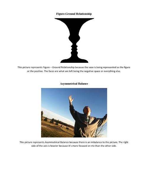 Journalism - Design Principles Project