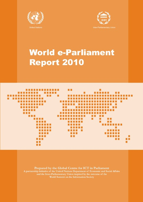 World e-Parliament Report 2010