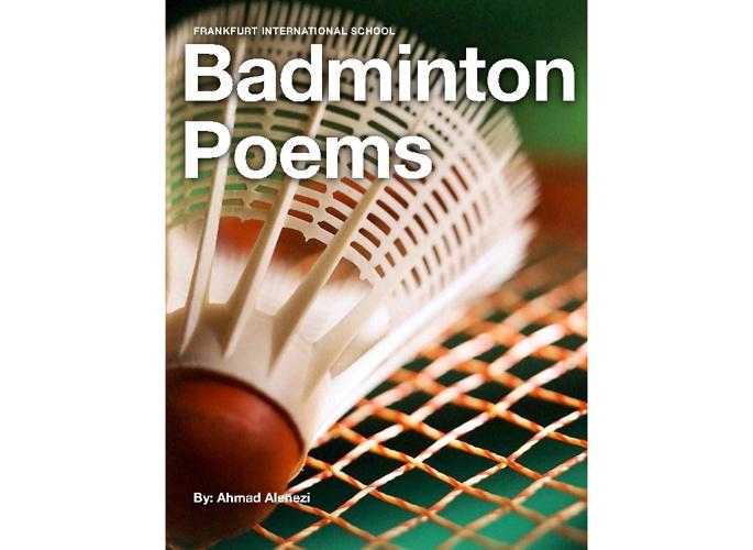 Badminton poems
