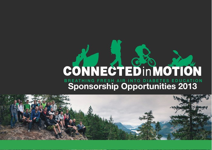Connected in Motion: 2013 Sponsorship Opportunities