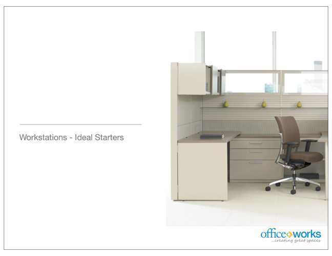 Workstations - Ideal Starters