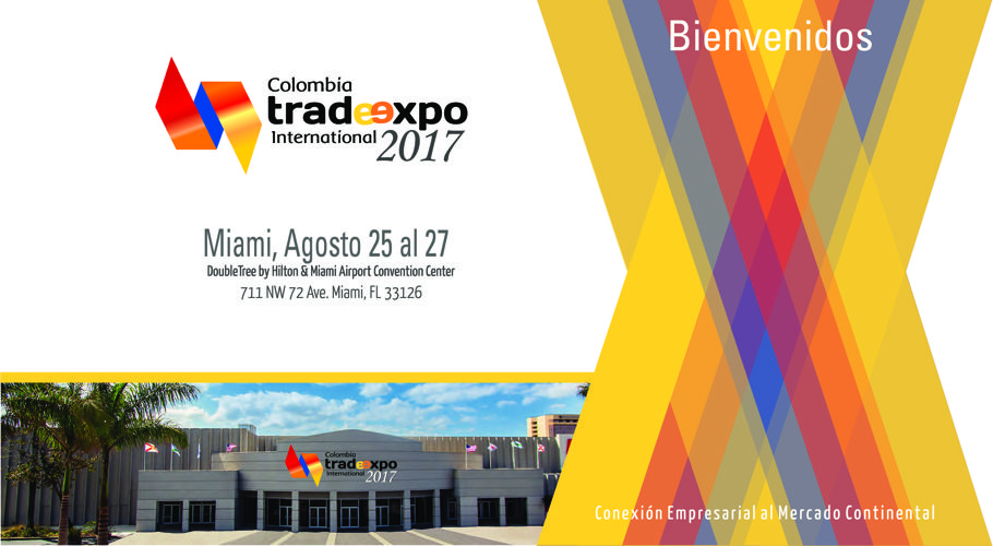 Colombia Tradeshow 2017