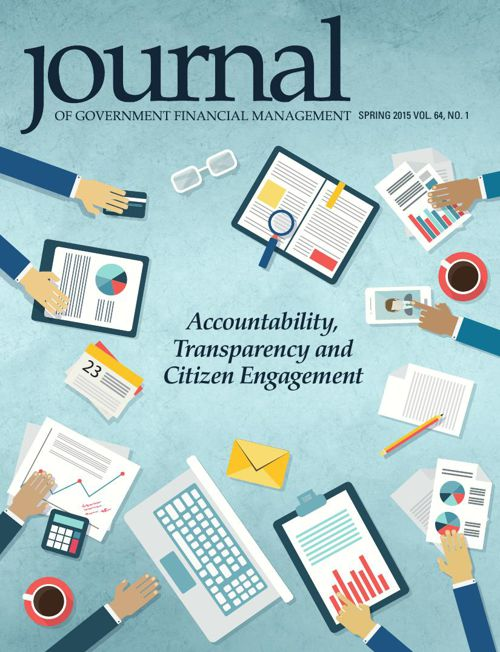 AGA Spring 2015 Journal of Government Financial Management