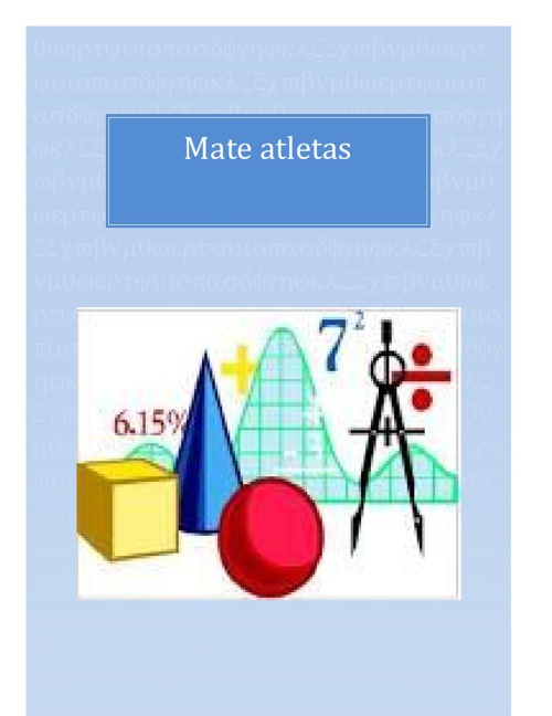 Equipo 4 Mateatletas