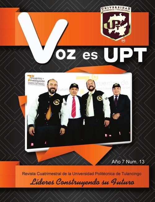 Revista Voz es UPT