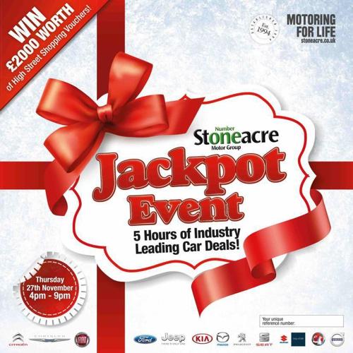 Stoneacre Winter Jackpot eZine 06112014