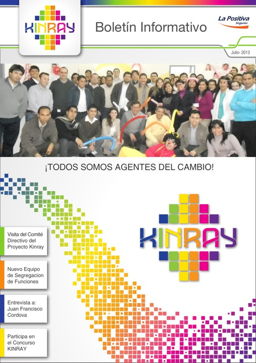 Boletín Kinray N° 003