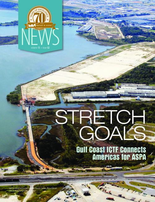 M&N News Vol. 13, Issue 2 - Stretch Goals