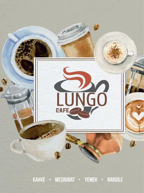 LUNGO Cafe Menu