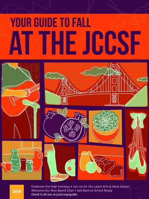 JCCSF Fall Guide 2016