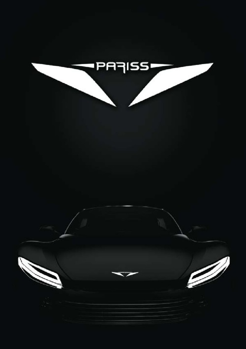 Brochure Pariss Electric Roadster